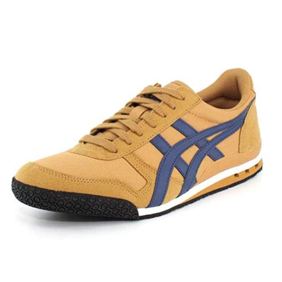 competitive price f62b3 b48e6 Onitsuka Tiger 81 Sneaker Yellow Midnight Blue